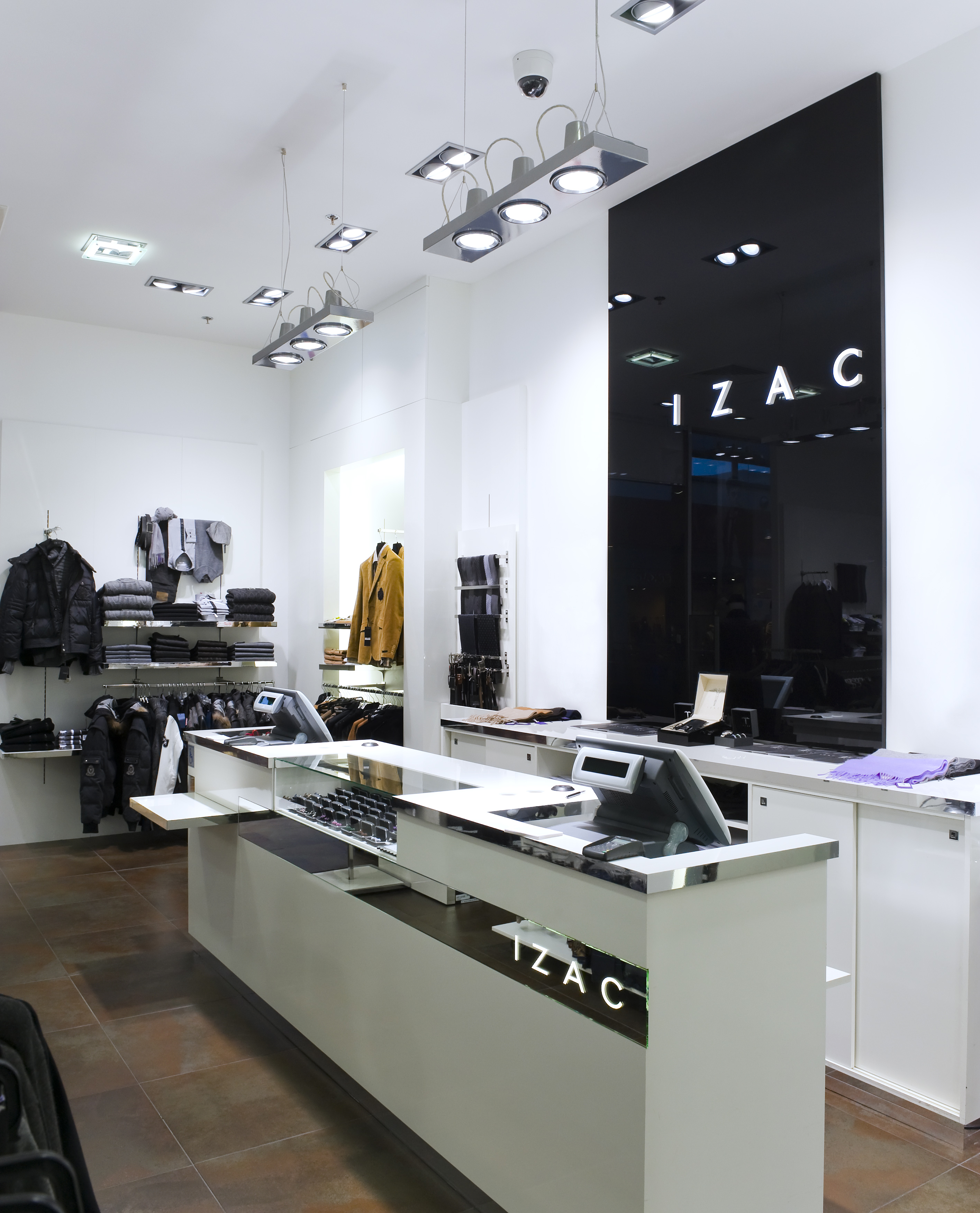 Faktura.Cash Odyssee Systeme bei IZAC® Modetrends