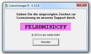 Lizenzmanager2
