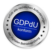 GDPdU Konforme Kassensoftware