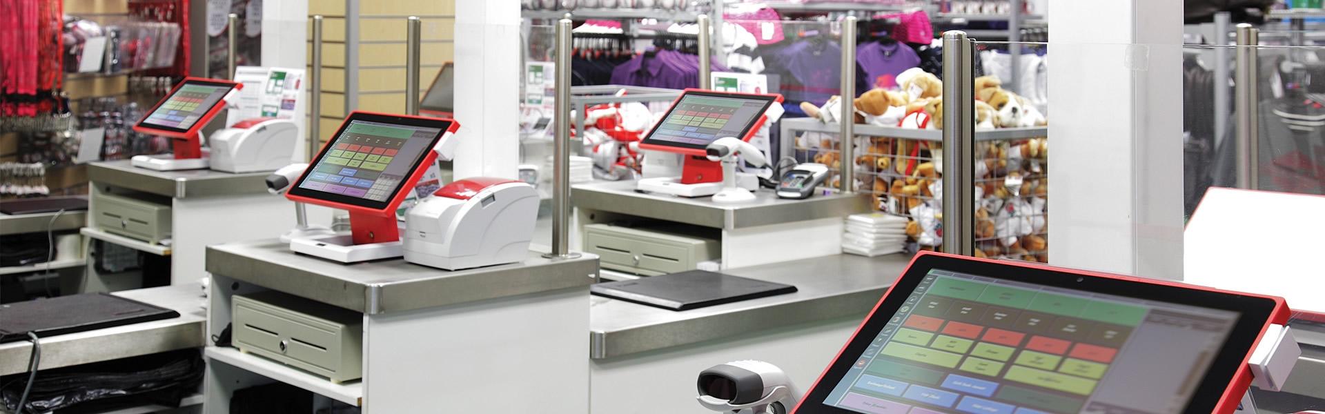 Hochwerige und Moderne Kassensysteme mit Faktura.CASH Kassensoftware